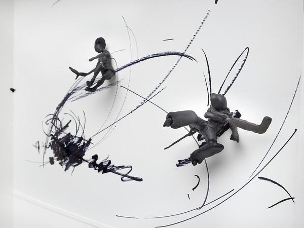 Figures in Motion by Al Henderson