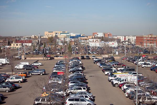 Proposed Arena Site