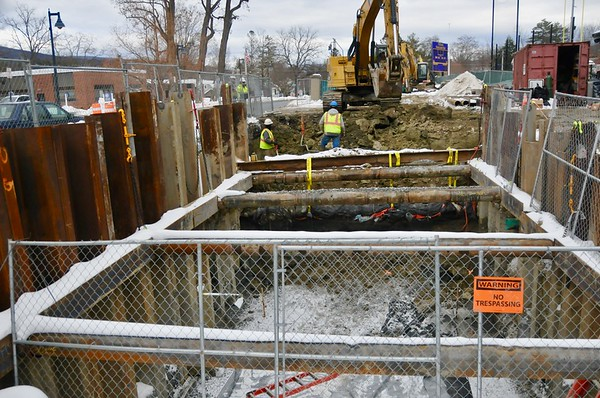 Major Williamstown storm water drainage project will cost college $21 million