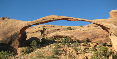One last Landscape Arch picture
