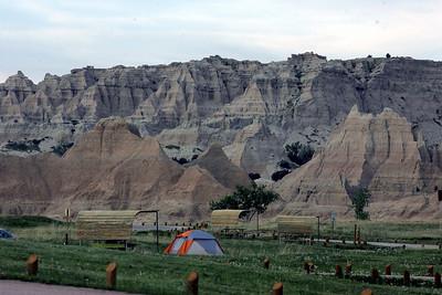 Cedar pass campsite (photo by Dave)