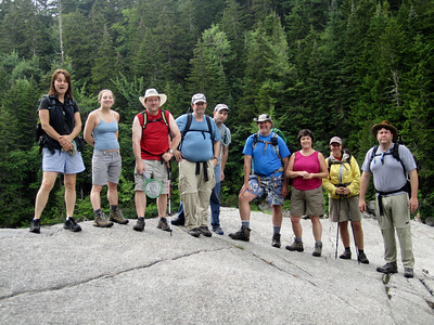 Lori, whichway, HikerBob, Scoutmaster, Mike, Glenn, Kaboose, Windy and McCoon