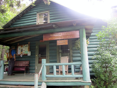 The cabins can be rented for $125 per night