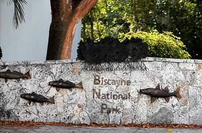 Biscayne sign (photo by Dave)
