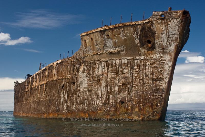 Kuahua Shipwreck