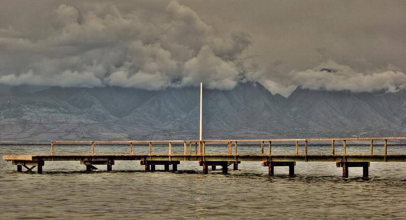 Halepalaoa Pier