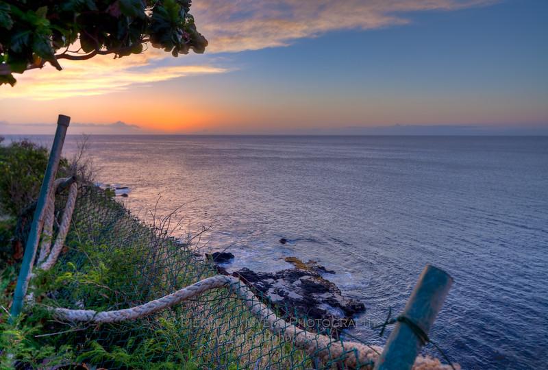 Kaumalapau Sunset