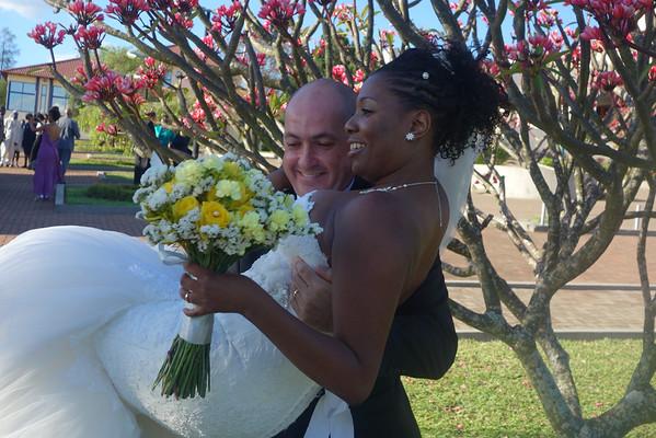 Makarena Wedding - Maputo