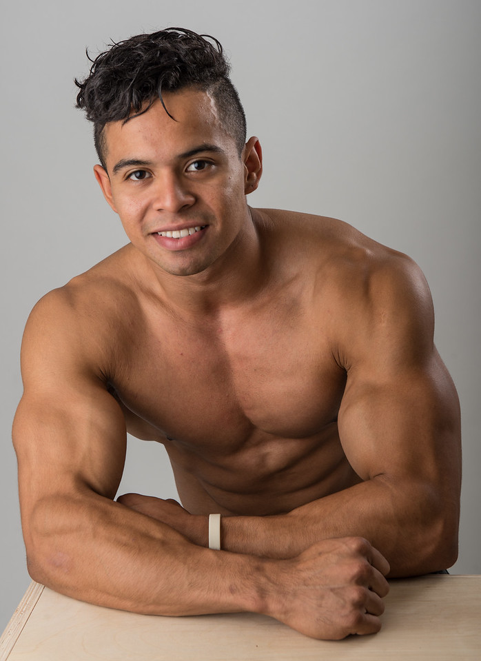 Carlos fitness shoot