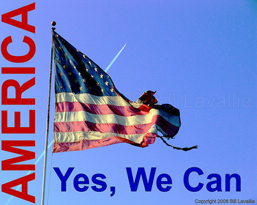 Yes we can - Make a T-Shirt; Make a Mug; Make a statement.