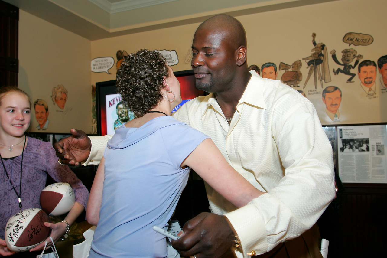 Kevin Carter Event at the Palm on 04.12.05
