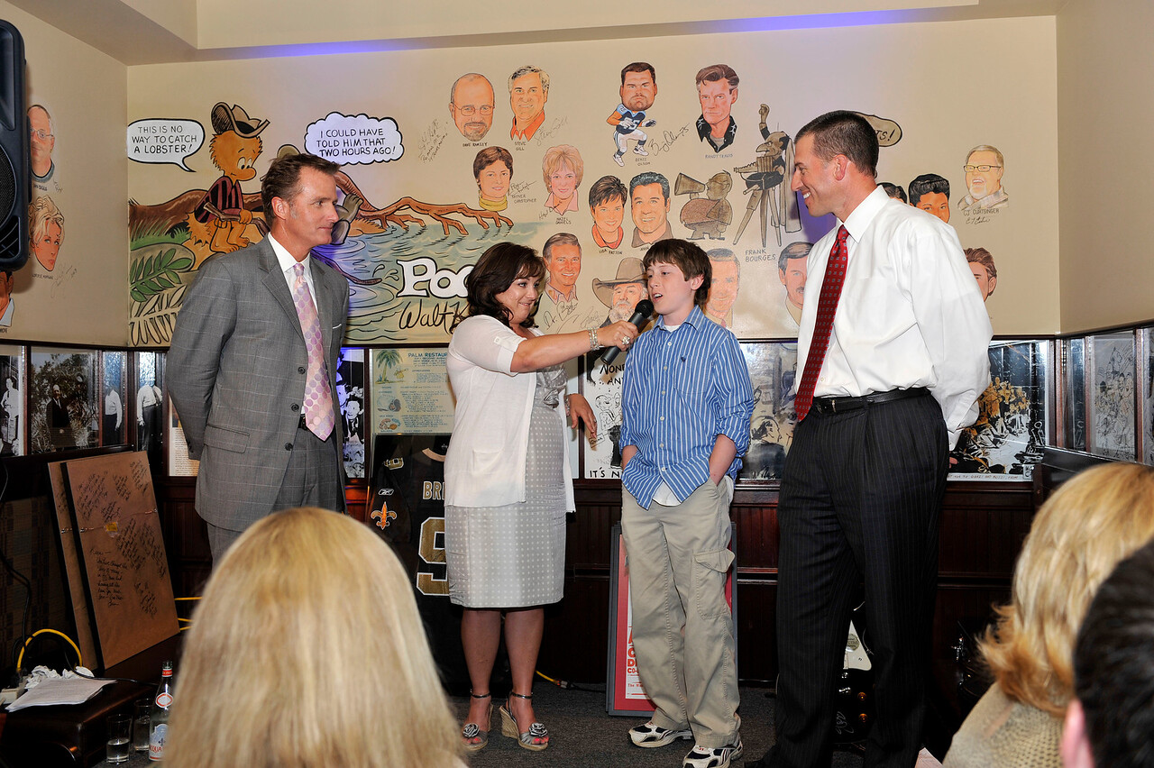 Kevin Carter's Make a Wish Event 04.13.10 at the Palm.