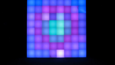 Example of PixelController light patterns
