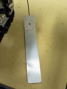Original Z-Zero plate on ShopBot PRS96