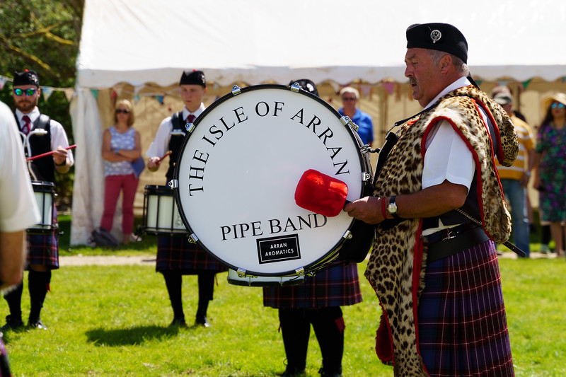 Arran Pipe Band