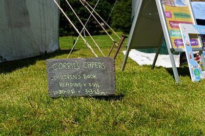 Corrie's Capers