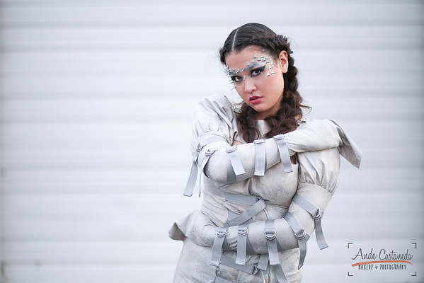 Model: Ginger Fatal Makeup & Photo: Ande Castaneda Wardrobe: Joany Hernandez Location: Wonderland Studios, OC Group shoot with So Cal Photographers Association