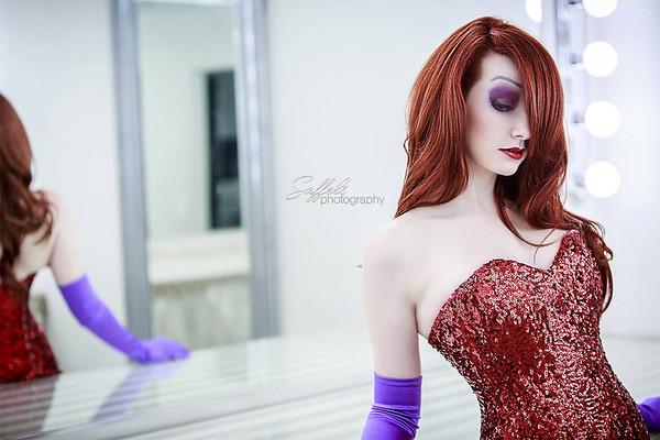 Saffels Photography  MUA Ande Castaneda  Model: Lucy O Doll Hair: Katie Knox Wardrobe: Cheri Wilson Chagollan & Joany Hernandez Location: Wonderland Studios, OC