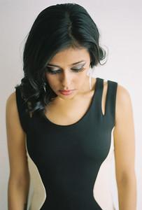 Model: Jessica Franco Makeup: Ande Castaneda Hair: Melissa Violet Orloff Photo: HTR Images