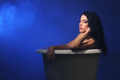 Model: Erica Morgan Makeup: Ande Castaneda Hair: Sarah Duke Photo: Illusive Photography