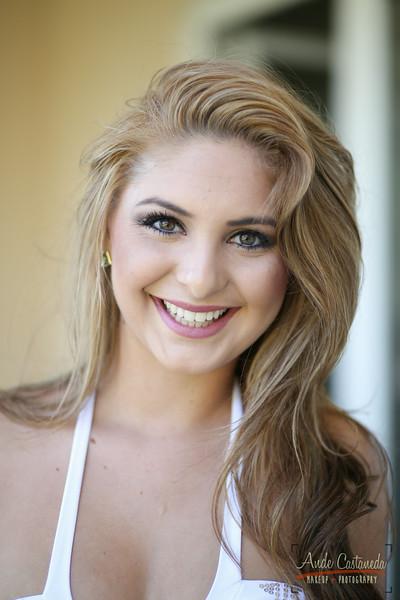 Model: Sara Makeup & Photo: Ande Castaneda