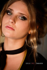 Model: Alyx Herman Makeup: Ande Castaneda Photographer: Ro Images