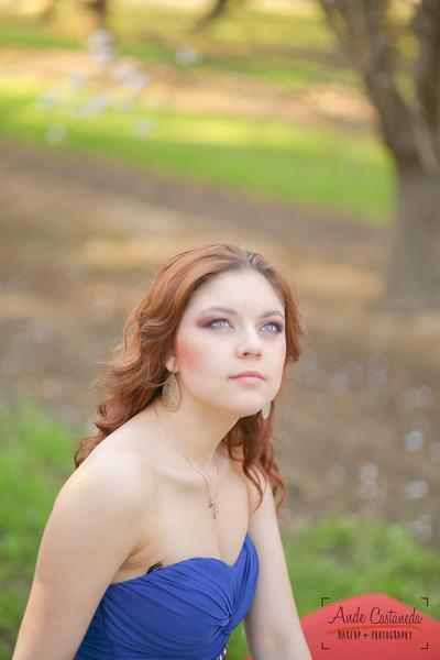 Model: Brittany Shebley Makeup & Photo: Ande Castaneda