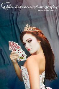 Model: Brooke Howard//Makeup by Ande Castaneda