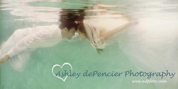 Models: Brooke Howard and Joshua Keith Mathews//Makeup by Ande Castaneda//Ashley DePencier Photography