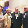 From left, Kathleen McCarthy, Sen. Eileen M. Donoghue, Terry McCarthy and John O'Connor, all of Lowell