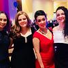 From left, Sue Abusharkh of Tyngsboro, Bethany Scott of Tewksbury, Ting Vuong of Ayer and Jessica Lemos of Chelmsford