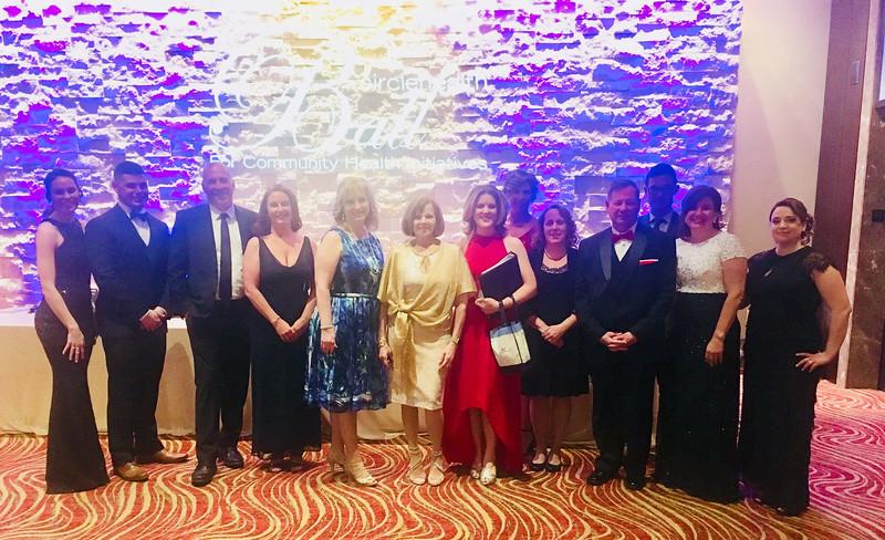 Lowell General Hospital's philanthropy team