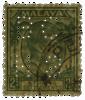 Malaya Straits Settlements KGVI 2c HSBC perfin
