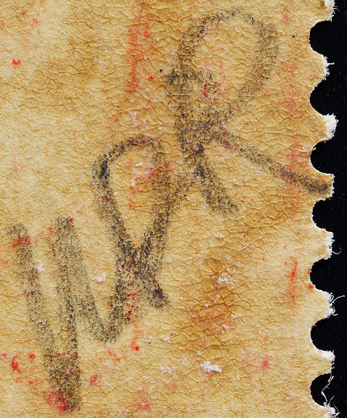 Malaya Japanese occupation Milo Rowell signature forgery