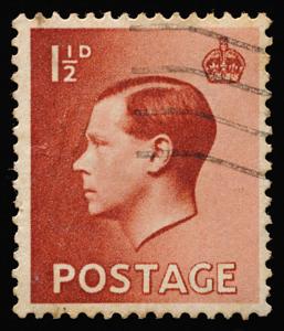King Edward VIII SG459 1936