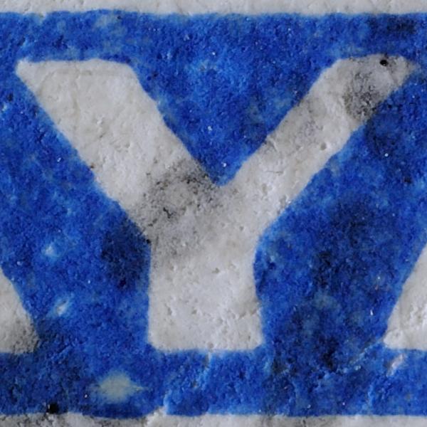 Chalky paper. BMA Malaya 15c blue.