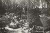 Malay kampong postcard, Malaya