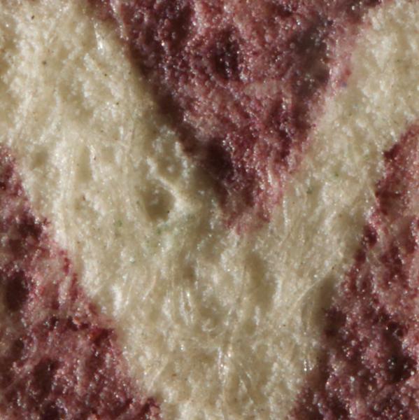 BMA Malaya 10c closeup of striated paper