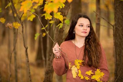 Malayna Hickman Senior 2021-15