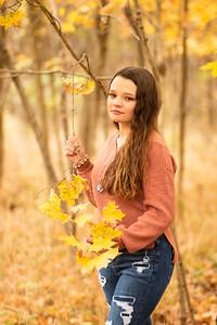 Malayna Hickman Senior 2021-16