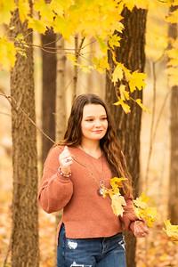 Malayna Hickman Senior 2021-14