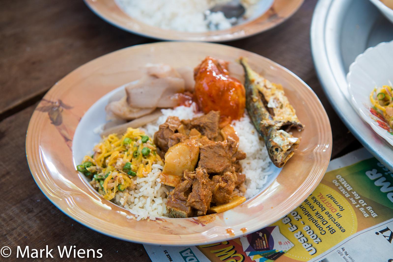 Langkawi Malaysian food