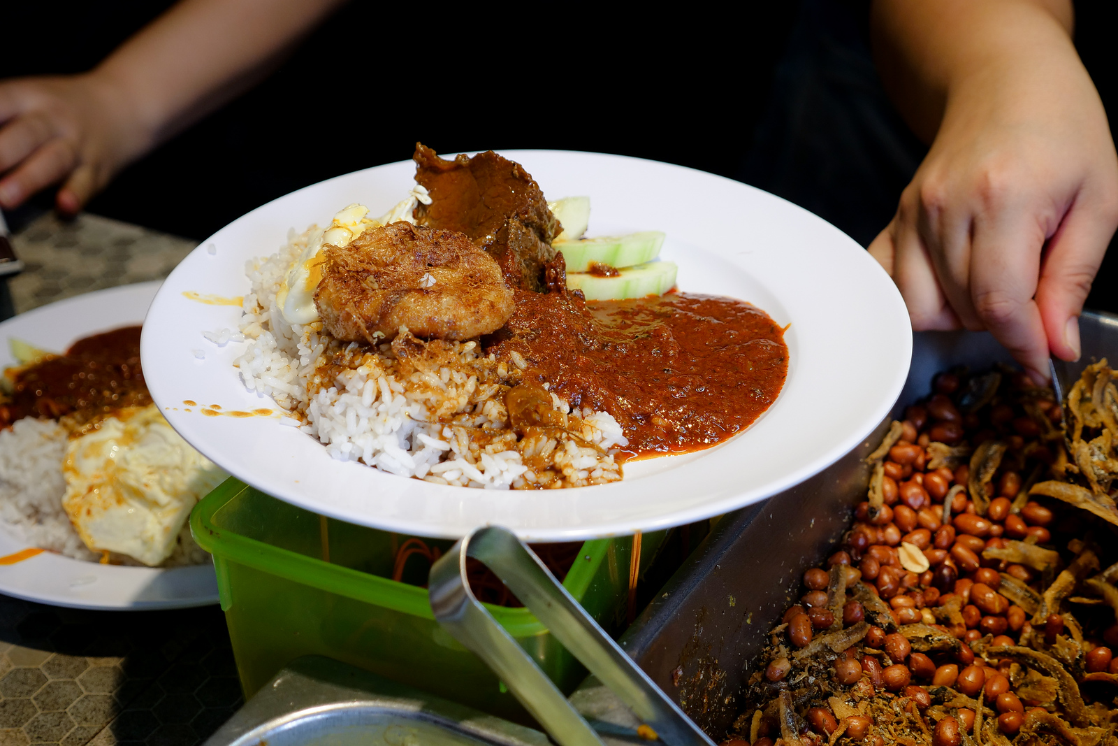Nasi Lemak is one of the Worlds great foods, and there are few things better for your budget or for your stomach when it comes time for lunch in South East Asia