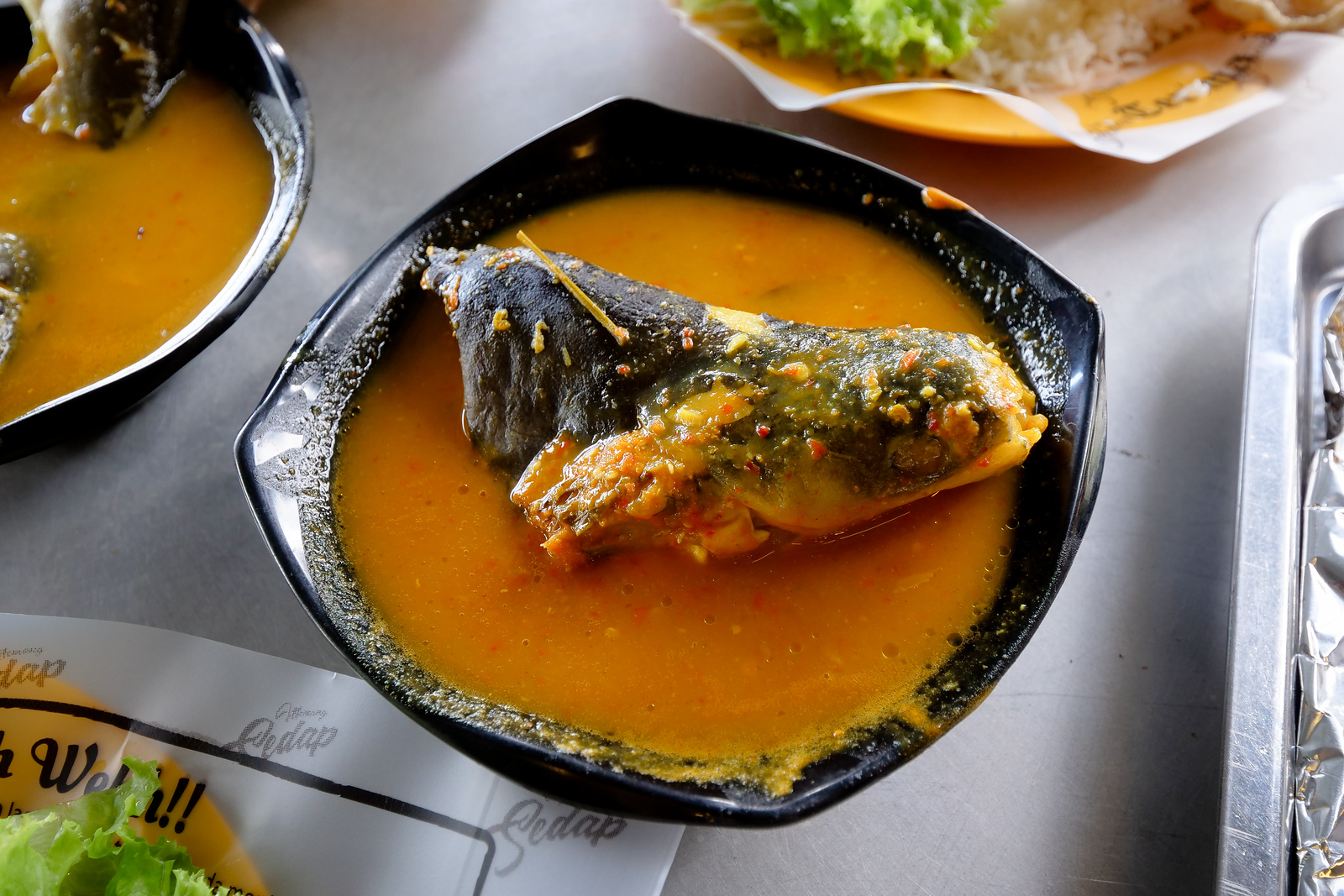 Tempoyak is a food worth traveling to eat