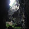 """Gomantong Caves, de nestplaats van de salanganen; home of the """"cave"""" swiftlets"""