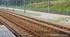 Railway line in Kuala Lumpur, Malaysia in September 2012