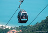 The cable car at Langkawi, Malaysia, in June 2011