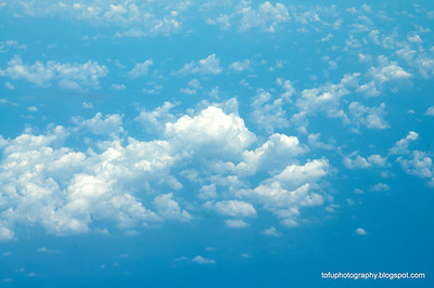 Clouds over Malaysia in June 2011