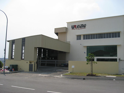 Ultra Racing New Factory
