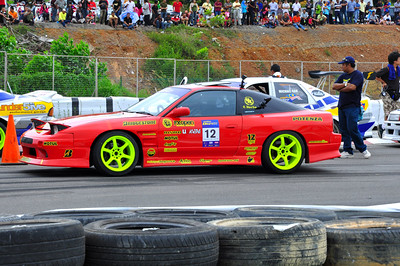 Goodyear International Drift Series